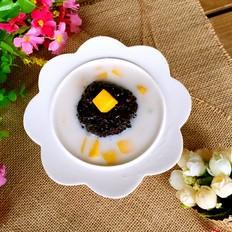 芒果黑糯米甜甜