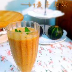 西红柿小米糊