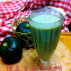 绿豆百合薏米糊
