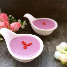 紫薯杂粮米糊