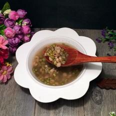 薄荷薏米绿豆汤