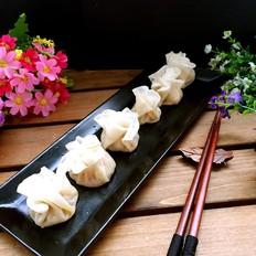 上海虾肉烧麦