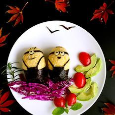 小黄人饭团