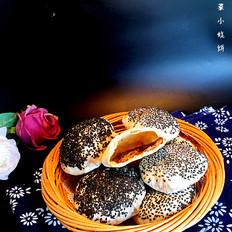 梅干菜肉小烧饼