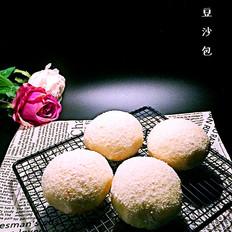 椰蓉豆沙包(中种)