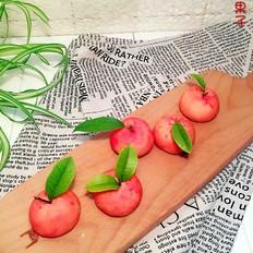 苹果烧果子