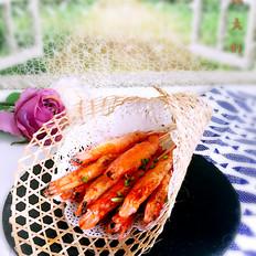 串烤大虾的做法大全