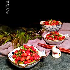 香椿拌花生米