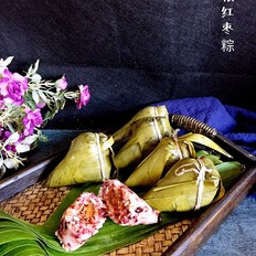 五谷杂粮小脚粽