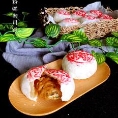 蟹粉鲜肉月饼