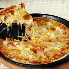 徽湘情缘培训海鲜披萨