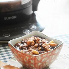 红豆莲子糯米粥