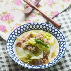 肉末炖白菜