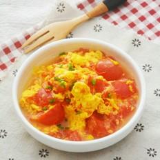 番茄水炒蛋