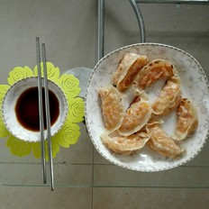 生煎速冻饺子