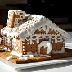 姜饼屋 gingerbread house