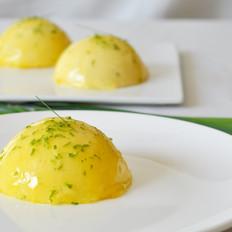 百香果 柠檬草慕斯