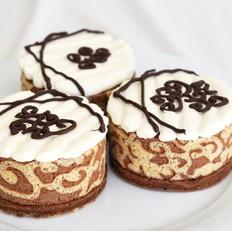 唐草花 巧克力慕斯蛋糕