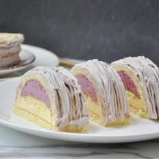 葡萄朗姆 慕斯蛋糕