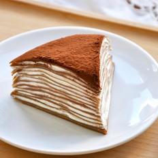 视频 摩卡千层蛋糕