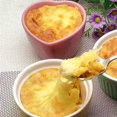 让普通的蕃薯更美味--芝士焗番薯