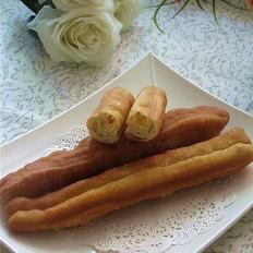 最爱的经典早餐--玉米面油条