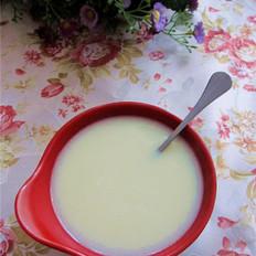 银耳燕麦豆浆