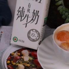 牛奶炖木瓜