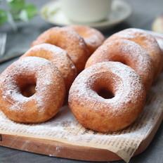 土豆泥甜甜圈