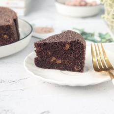红枣黑米蛋糕