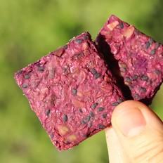 燕麦紫薯薄脆