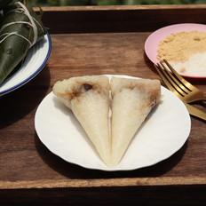 蜜枣三角粽