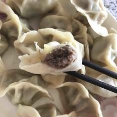 牛肉圆葱馅蒸饺