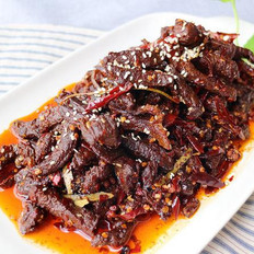 自贡冷吃牛肉