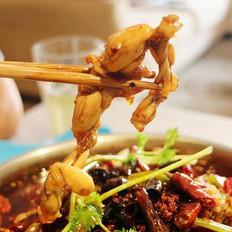 四川水煮美蛙