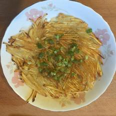 干煸土豆丝