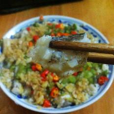 蒜蓉豆腐鱼