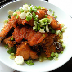 上海五香熏鱼