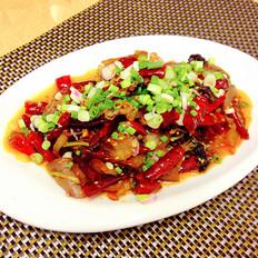 四川蕺菜腊肉