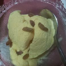 榴莲冰淇淋