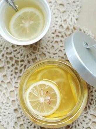 柠檬蜜的做法