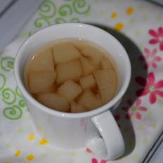 川贝雪梨甜汤