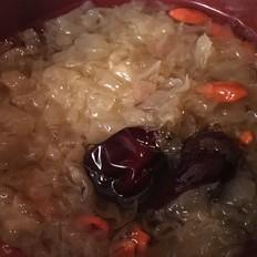 银耳红枣汤