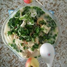 大鱼头炖豆腐