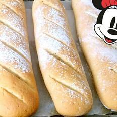 蒜香法棍面包