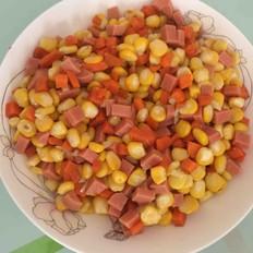 玉米胡萝卜