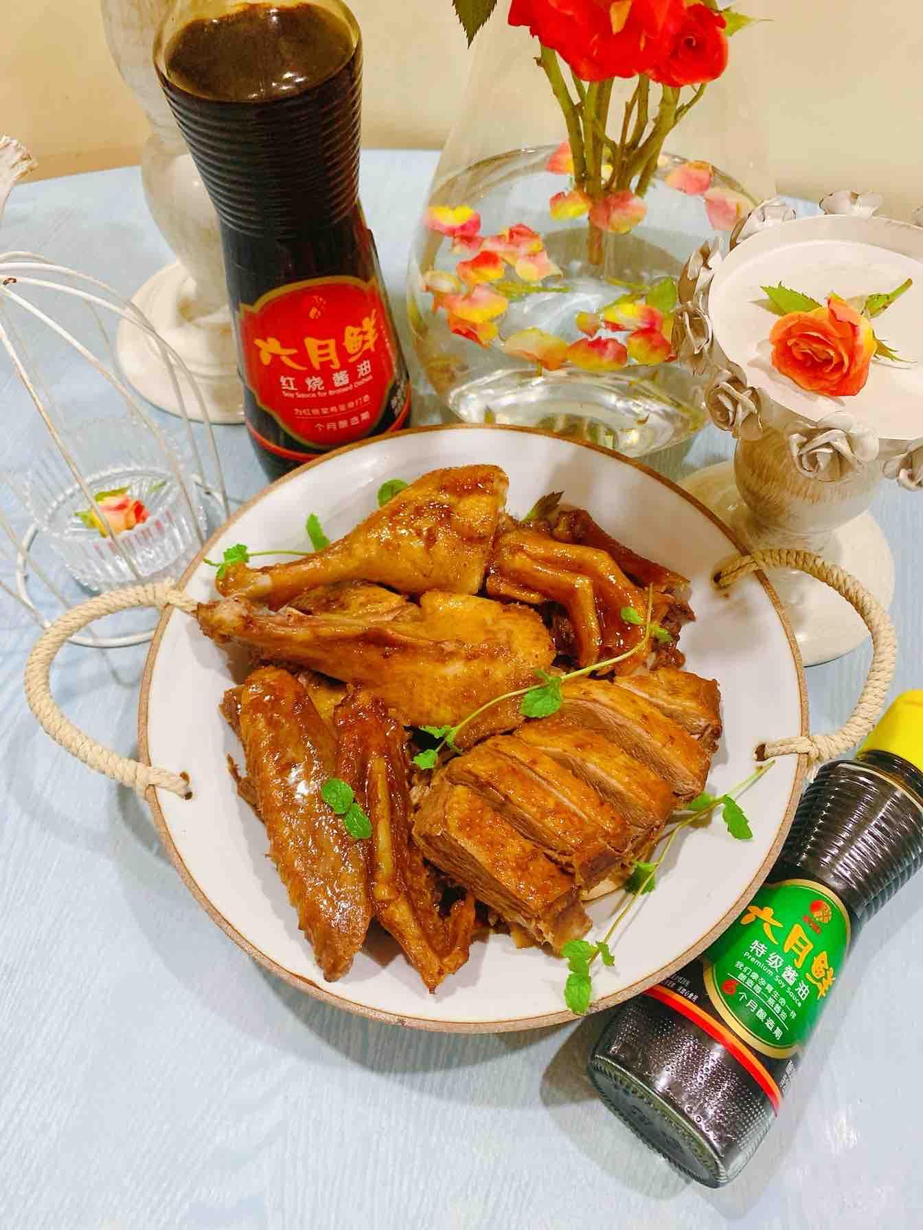 新手、小白、懒人的拿手下饭菜——酱油鸭的做法