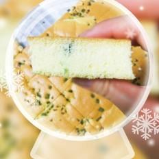 香葱火腿蛋糕