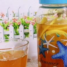 柠檬水果茶