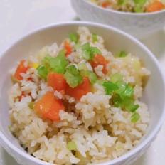 电饭锅土豆鸡肉饭